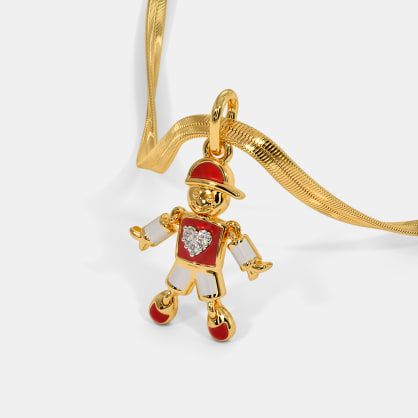 The Good Boy Kids Pendant