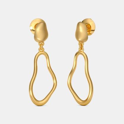 The Flusso Drop Earrings