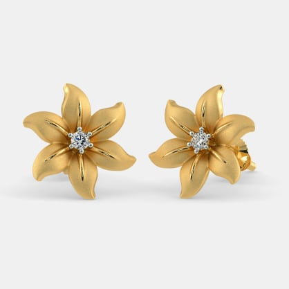 The Vasillia Stud Earrings