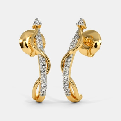 The Misha J Hoops Earrings