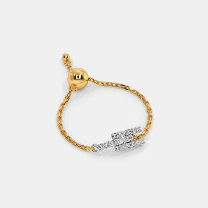 The Aamya Slider Ring