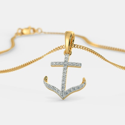 The Anchor Pendant
