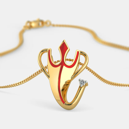 The Gajanan Pendant