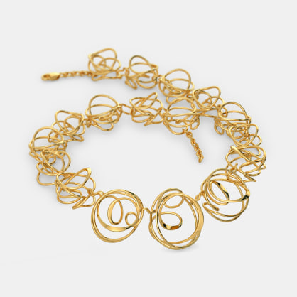 The Curvilinear Statement Necklace
