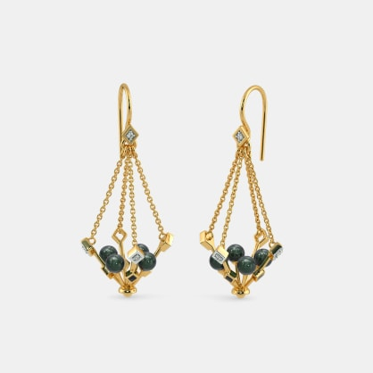 The Pioneer Drop Earrings