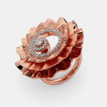 The Arumai Statement Ring