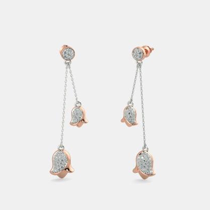 The Pleasant Tulip Earrings
