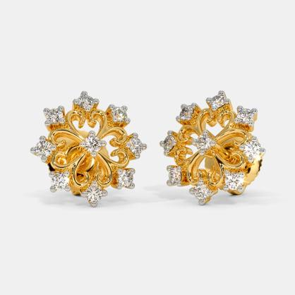 The Graziana Stud Earrings