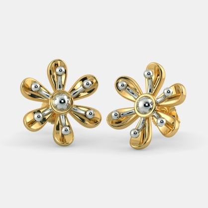 The Diane Stud Earrings