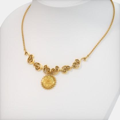The Chaandri Necklace