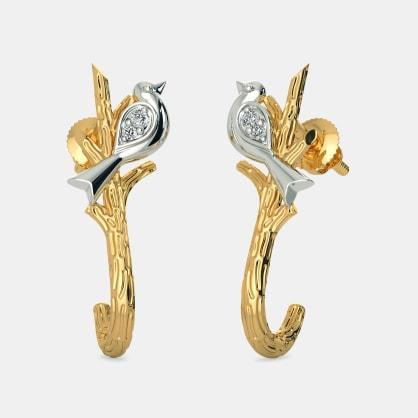 The Qiana Hoop Earrings