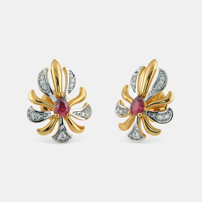 The Saisha Stud Earrings