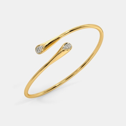 The Maisha Twister Bangle