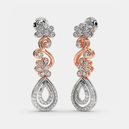 The Jeenia Drop Earrings