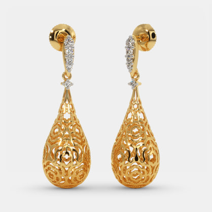 The Issabelia Drop Earrings