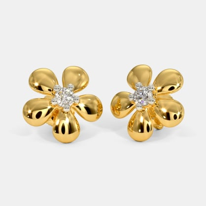 The Rosemary Stud Earrings