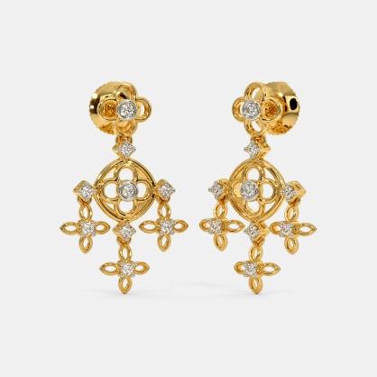 The Sakini Drop Earrings