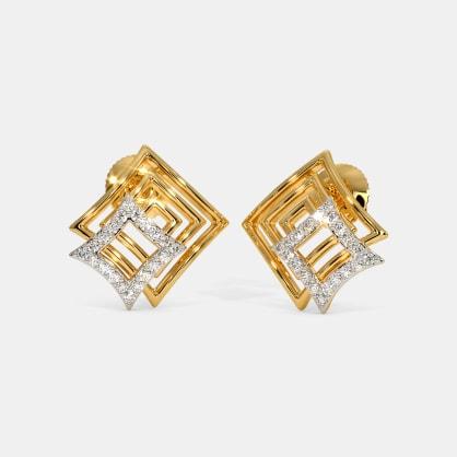 The Rua Stud Earrings