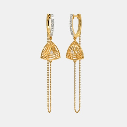 The Rohi Dangler Earrings