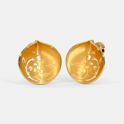 The Flaviana Stud Earrings