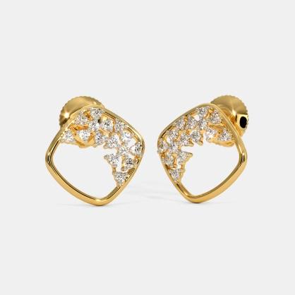 The Triputa Stud Earrings