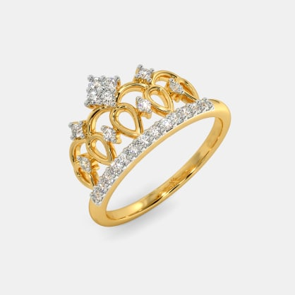 The Nicolo Crown Ring