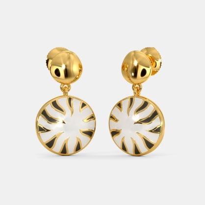 The Zany Drop Earrings