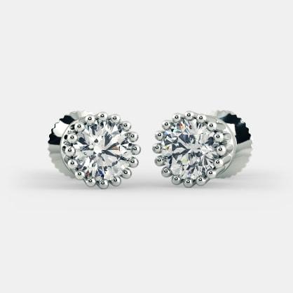 The Samaira Stud Earrings