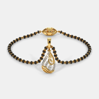 The Ajna Mangalsutra Bracelet