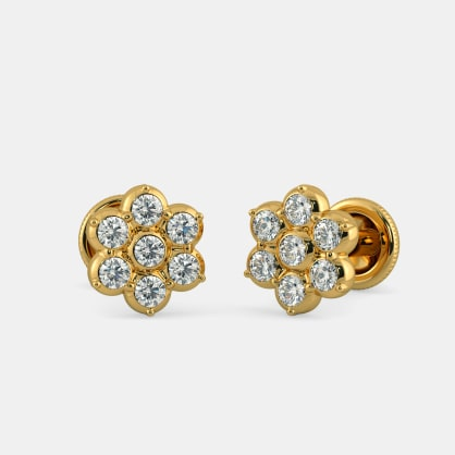 The Prajna Stud Earrings