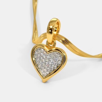 The Gorgeous Heart Pendant