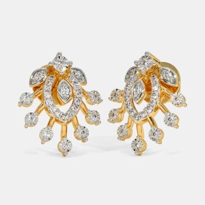 The Corian Stud Earrings
