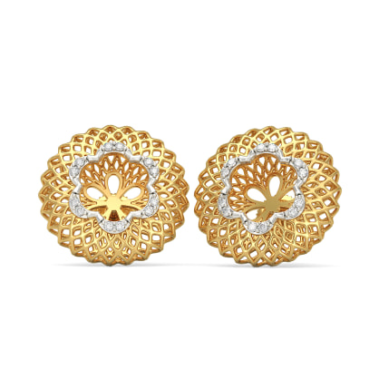 The Azalia Lattice Earrings