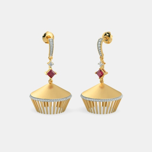 The Spectacle Drop Earrings