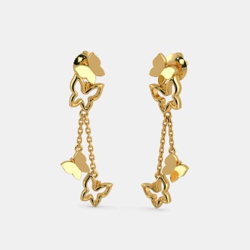 The Playful Love Drop Earrings