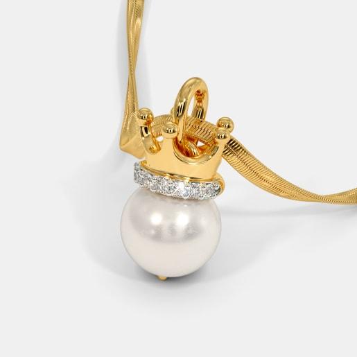 The Pearl Queen Kids Pendant