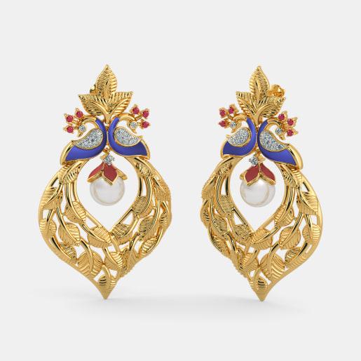 The Afreen Drop Earrings
