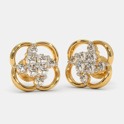 The Calista Stud Earrings