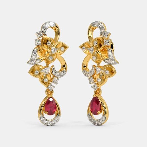 The Rajitha Drop Earrings