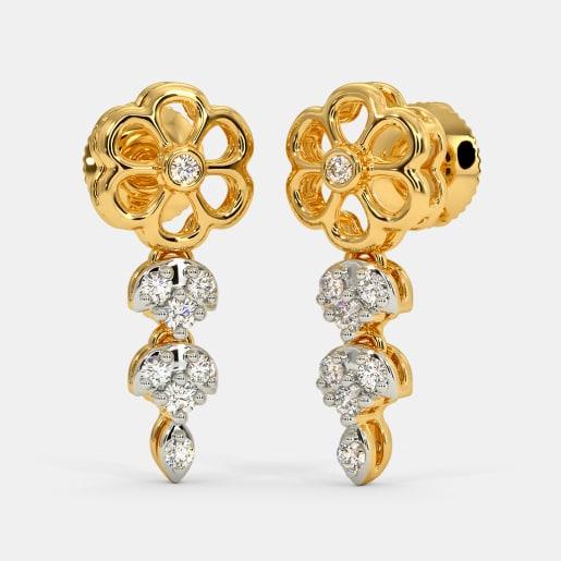 The Rajasuya Drop Earrings