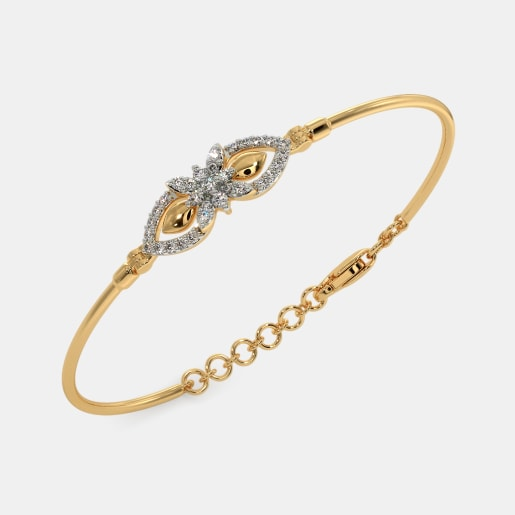 The Luisina Oval Bangle