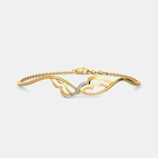 The Ceyone Oval Bangle
