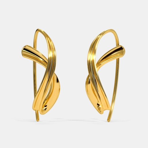 The Gella Hook Earrings