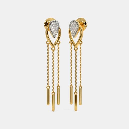The Hanisha Dangler Earrings