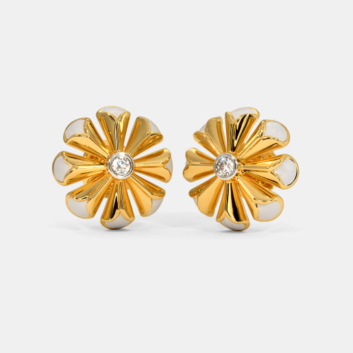 The Solasta Stud Earrings