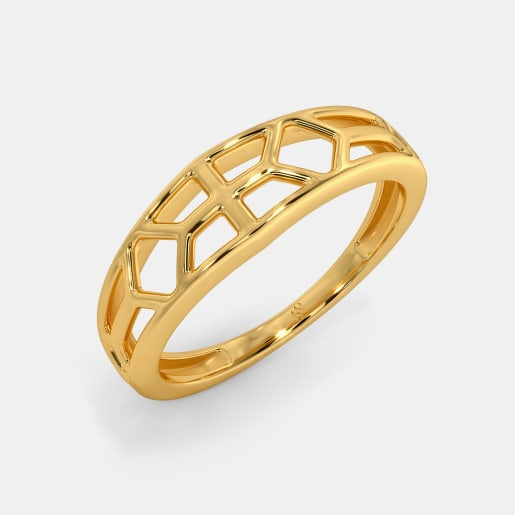 The Aesthete Thumb Ring