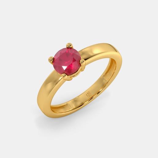 The Lidia Thumb Ring