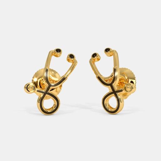 The Galena Stud Earrings