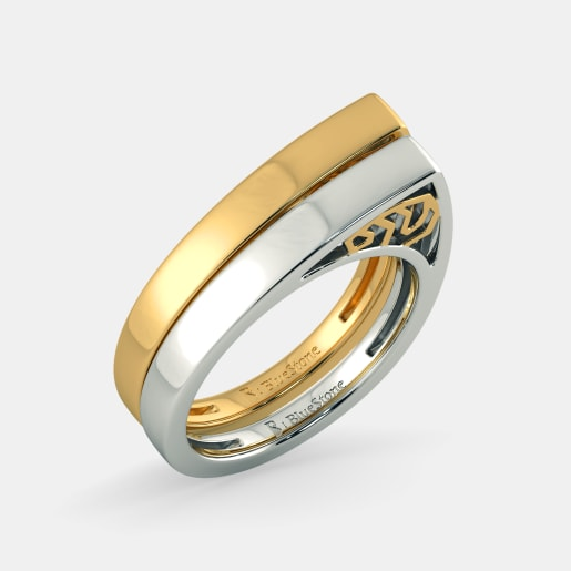 The Filigrana Stackable Ring