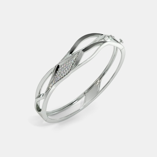 The Kristian Oval Bangle